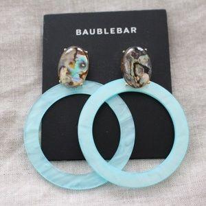 Baublebar Hoop Earrings